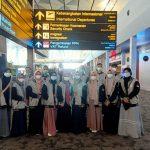 Lulus Pendidikan Bahasa, 15 Alumni MANPK-MAN 3 Makassar Terbang ke Al Azhar Kairo