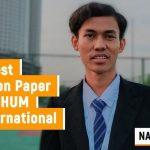 """Mendunia, Mahasiswa UNM Raih Gelar """"PostPap Terbaik"""" di Kompetisi IMUN"""