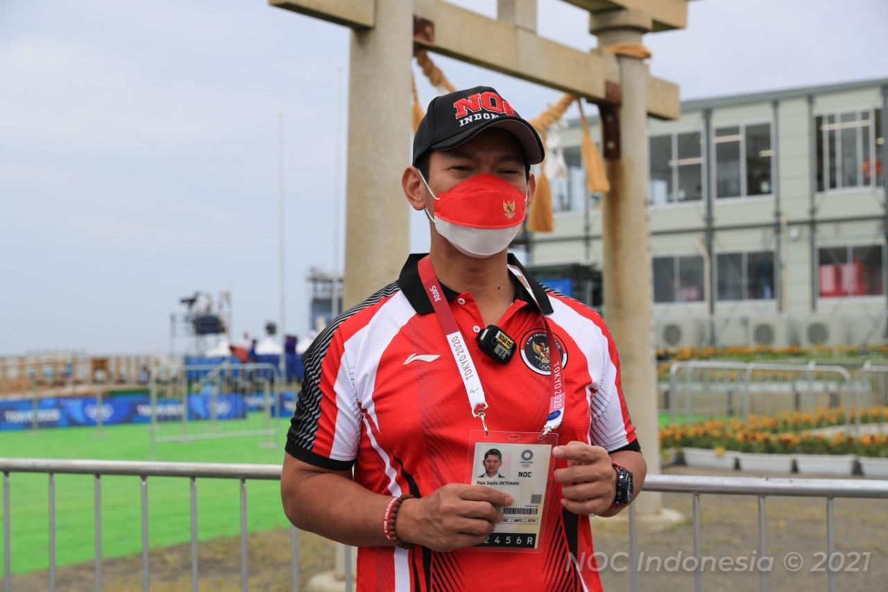 Rio Waida Gagal di Olimpiade Tokyo, Ketua NOC Indonesia Nilai Surfing Potensial Jadi Olahraga Andalan Indonesia