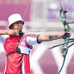 Tersingkir di Babak Penyisihan, Bagas Timba Ambil Pengalaman Berharga di Olimpiade 2020
