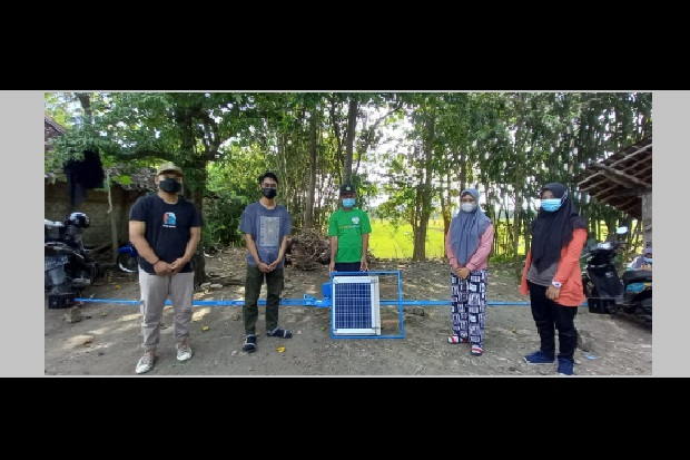 Inovasi, Mahasiswa UNY Buat Alat Pengusir Burung dengan Sensor